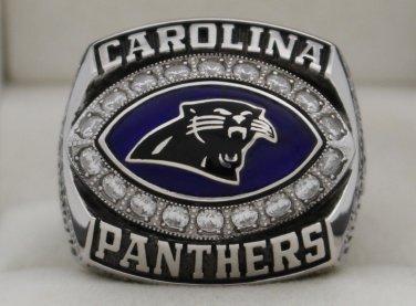 2003 Carolina Panthers NFC National Football Conference Championship Rings Ring