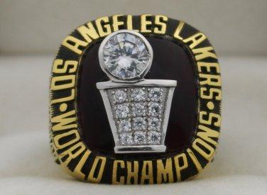 1985 La Lakers Championship Rings Ring