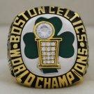 1986 Boston Celtics National Basketball Championship Rings Ring