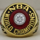 1983 Philadelphia 76ers National Basketball Championship Rings Ring