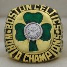 1984 Boston Celtics National Basketball Championship Rings Ring