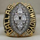1993 Dallas Cowboys Super Bowl Championship Rings Ring