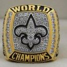 2009 New Orleans Saints Super Bowl Championship Rings  Ring