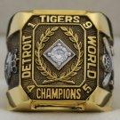 1945 Detroit Tigers World Series Championship Rings Ring