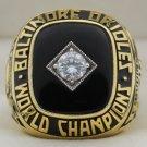 1966 Baltimore Orioles World Series Championship Rings Ring