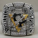 2009 Pittsburgh Penguins Stanley Cup Championship Rings Ring