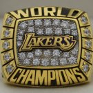 2000  La Lakers National Basketball Championship Rings Ring