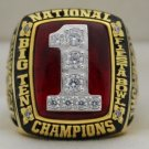 2002 Ohio State Buckeyes NCAA National Championship Rings Ring