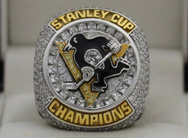 2016 Pittsburgh Penguins Stanley Cup Championship Rings Ring