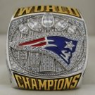 2016 New England Patriots Super Bowl Championship Rings Fan Ring