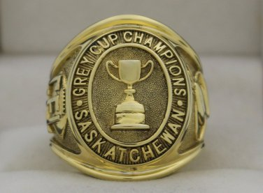 1966 Saskatchewan Roughriders The 54th Grey Cup Championship Rings Ring