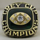 1979 Edmonton Eskimos The 67th Grey Cup Championship Rings Ring