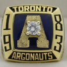1983 Toronto Argonauts The 71st Grey Cup Championship Rings Ring
