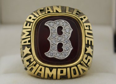 1986 Boston Red Sox AL American League World Series Championship Rings Ring