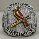 2011 St. Louis Cardinals World Series Championship Rings Ring (Stone)