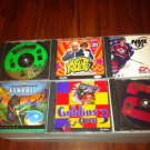 Lot Of Rare Pc Games Goblins Quest Lemmings Paintball Ultra Pinball Nhl98 Austin