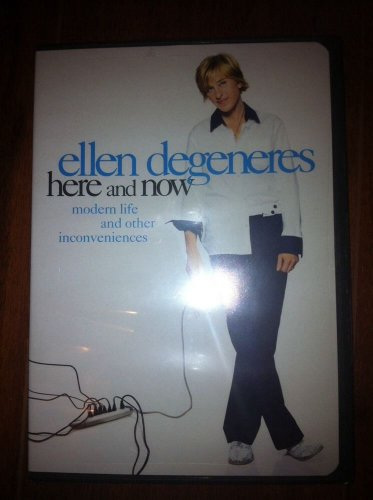 Ellen DeGeneres: Here and Now (DVD, 2003) Comedy Rated R Comedy Brand New