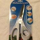 Allary Kitchen Scissors White Lifetime Guarantee