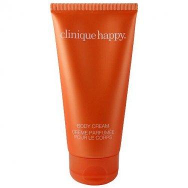 Clinique Happy 2.5 Fl Oz Smooth Body Cream 75ml