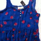 Abercrombie & Fitch Floral Tank Top L