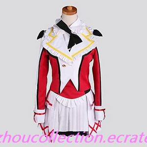 Love Live! Nozomi Toujou Cosplay Costume (FREE SHIPPING)