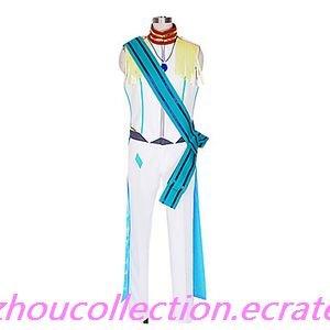 Uta no Prince Cecil Aijima Military Uniform Cosplay Costume (FREE SHIPPING)