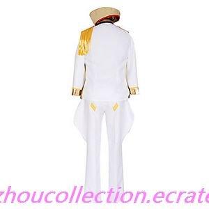Uta no Prince Shinomiya Natsuki Stage Uniform Cosplay Costume (FREE SHIPPING)