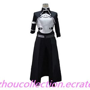 Sword Art Online � Gun Gale Online Kirito Cosplay Costume (FREE SHIPPING)