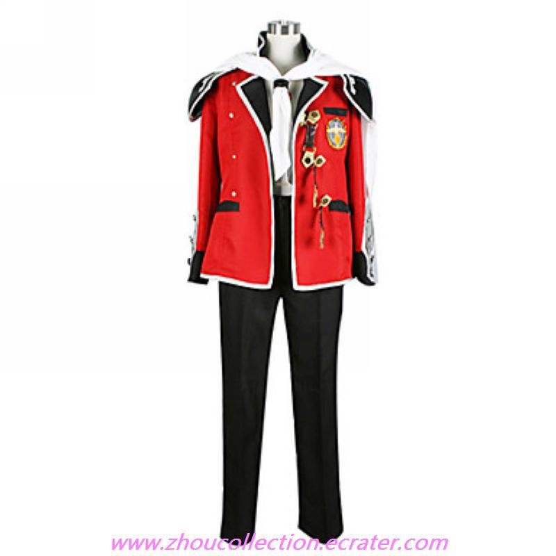 Final Fantasy Type-0 Cosplay Costume(FREE SHIPPING)