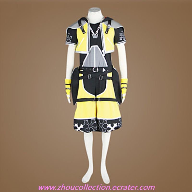 Sora Master Form Cosplay Costume(FREE SHIPPING)