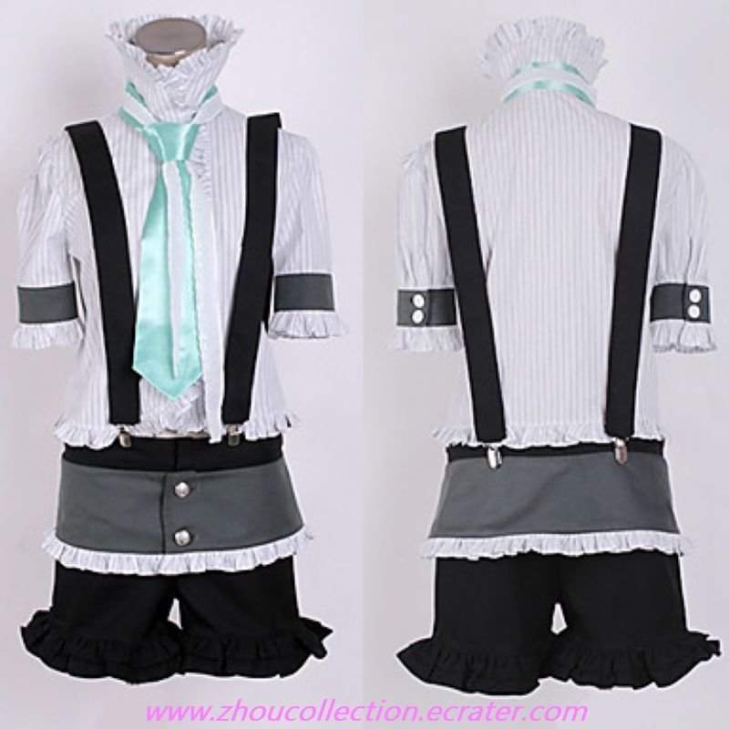 VOCALOID Like a Rolling Star Hatsune Miku Cosplay Costume(FREE SHIPPING)