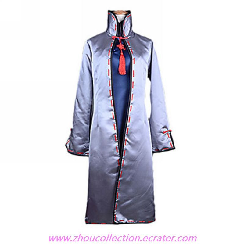 Vocaloid China Project Tsumu Giwuta Cosplay Costume(FREE SHIPPING)