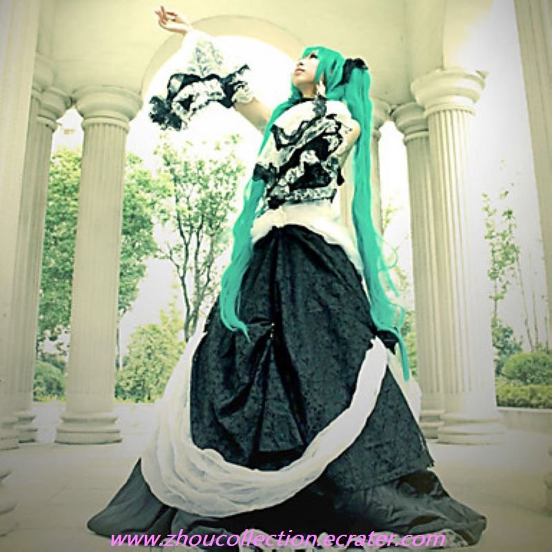 Cantarella Hatsune Miku Cosplay Costume(FREE SHIPPING)