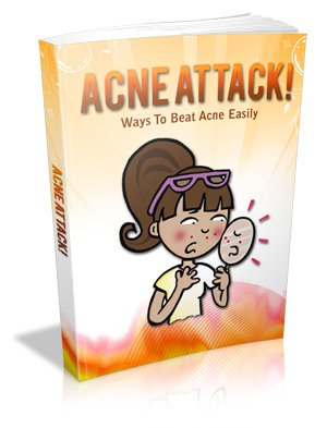 Acne Attack  ebook  PDF