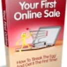 Your First Online Sale  eBook PDF