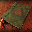 CHARMED Book of Shadows with ORIGINAL PAGES in english - BIG SIZE
