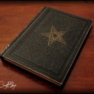 The Ninth Gate book REPLICA - Original aged pages - Balcan Kessler Fargas edition available