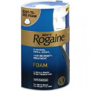 Rogaine Foam Minoxidil 5% - 4 Month Supply