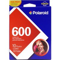 Polaroid 600 Instant Film - SINGLE PACK - 10 Photos