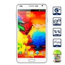 Free shipping Android 4.2 3G  with 5.5 inch WVGA Screen MTK6572 Dual Core 1.3GHz 4GB ROM