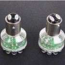 Free shipping 2PCS 1157 12 LED Turn Signal Tail Brake Car Xenon Light Bulbs DC12V Red