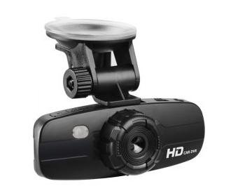 Free shipping 1.5 inch Shockproof Car DVR 720P Video Recorder 65 Degree Wide Angle Lens Camcorder