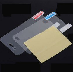 free shipping Protection Film Kit with Cleaning Cloth for iPhone 4 ( 2-Piece Set )