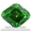 0.52 ctw, 5.86 x 4.76 mm Size, Pine Green, VS1 Clarity, Fancy Cut Loose Diamonds