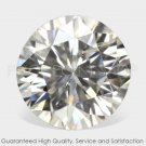 0.50 ctw, 4.91 mm, G White Color, SI-1 Clarity, Round Brilliant Natural Diamonds