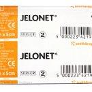 JELONET 5CM X 5CM PARAFFIN GAUZE DRESSING FIRST AID X 10