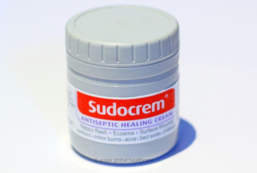 SUDOCREM ANTISEPTIC HEALING CREAM RASH ECZEMA SORES 60G