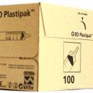 BD PLASTIPAK SYRINGE 2ML LUER LATEX FREE ONE BOX OF 100