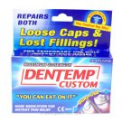 DENTEMP CUSTOM ONE USE TEMPORARY TOOTH FILLING MIX