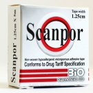 SCANPOR BRAND MICROPOROUS SKIN FRIENDLY HYPOALLERGENIC SURGICAL TAPE 1.25CM X 5M